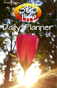 365 Life Daily Planner front cover