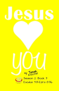 365 Life Jesus Loves YOU book 3 front cover