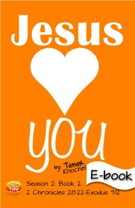 Jesus Loves YOU 2 Chronicles 28 22 Exodus 9 12 front ebook cover